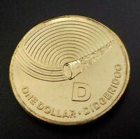 2019 Great Aussie Coin Hunt - UNC $1 coin D for Didgeridoo