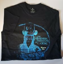 Breaking Bad The Heisenberg Institute Of Cooking Tshirt Official T Shirt Small
