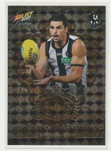 2021 AFL footy stars PRESTIGE CLEARANCE KING SCOTT PENDLEBURY COLLINGWOOD #023