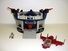 KRE-O GI JOE TERROR DROME Mini Action Figure Playset Cobra w/AVAC & FIREBAT