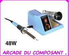 1 STATION DE SOUDAGE R�‰GLABLE 48W 150 - 450°C (66034-1) Poids 800g
