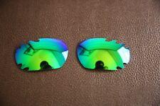 Polarlens lentes Verdes polarizadas para gafas de sol Oakley Jawbone/Racing Jacket