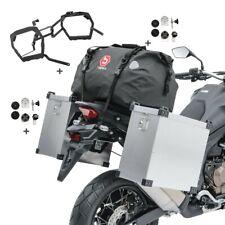 Alu Koffer Set für Honda Africa Twin CRF 1000 L 18-19 Namib75 + Hecktasche
