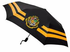 Harry Potter Regenschirm Hogwarts Umbrella Mini Taschenschirm Automatik