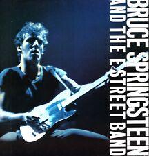 BRUCE SPRINGSTEEN 1980 / 1981 THE RIVER TOUR CONCERT PROGRAM BOOK / NMT 2 MINT