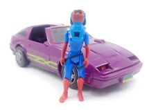 1987 M.A.S.K. Kenner MANTA w/ VANNESSA WARFIELD, 100% Complete & Original
