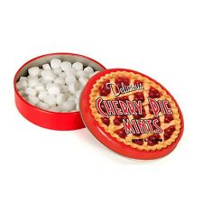 Cherry Pie Mints in TIN Flavored Candies Gag Gift for Pastry Chef Baker!