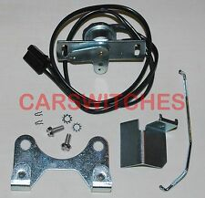 1966 1967 Pontiac GTO 4 Spd Muncie MT Trans BACKUP LIGHT SWITCH & BRKT Combo Kit