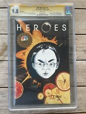 9th Wonders #1 2006 Heroes Preview NBC Version CGC 9.8 SS