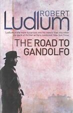 Robert Ludlum, The Road to Gandolfo, Very Good, Paperback