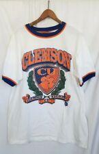 Vintage Clemson University Tshirt Sports Stuf XL