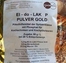 El-do-lak P Pulver Gold, 1,2kg, Gewürz, Gewürze, Kutterhilfsmittel