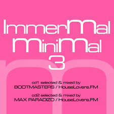CD ImmerMal MiniMal III von Various Artists 2CDs