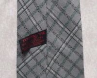 Vintage TOOTAL Tie Mens Necktie Retro Fashion RED QUALITY GREEN TARTAN