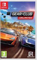 Gear.Club Unlimited (Nintendo Switch) Game