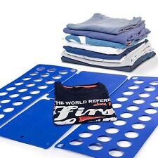 Astuce maison repassage: Planche à plier le linge - plieur de vêtements 123 Fold