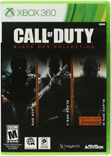 Call of Duty Black Ops Collection Xbox 360 New Xbox 360, Xbox 360