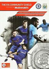 Chelsea v Manchester City - FA Community Shield - 12 August 2012
