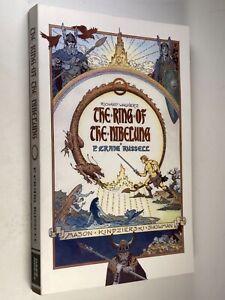 P. Craig Russell THE RING OF THE NIBELUNG - Dark Horse, TPB, OOP HTF,