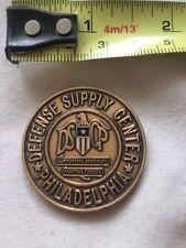 Defense Supply Center Philadelphia Challenge Coin A22