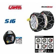 Lampa-16128 Catene da neve 16 mm Skoda Superb con pneumatici 215/55/17