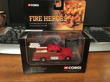 Corgi Fire Heroes CS90012 Seagrave Sedan Pumper - San Francisco F.D. - Boxed
