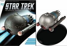 Star Trek The Official Starships Collection Medusan Ship  #R18- Free p&p
