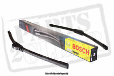 Renault Megane Cc Front Bosch Aerotwin Flat Wiper Blades Windscreen Part 2010 -