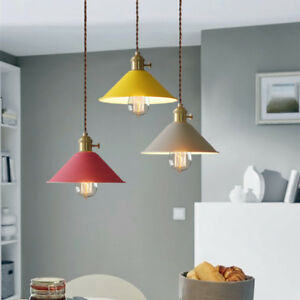 Industrial Pendant Light Modern Ceiling Light Shop Kitchen Chandelier Lighting