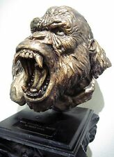 KING KONG (1933) Mike Hill PROTOTYPE Display Head ULTRA RARE - 1 of 3 MADE!