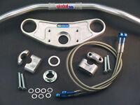 ABM Superbike Lenker Umbau - Kit für HONDA VFR 750 - F 90-97 VFR 750F Fztyp RC36