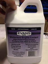 Evans NPG Automotive - Powersports Coolant Fluid Case of 8 x1/2 Gallon Jug