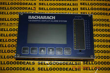 Bacharach 130 Graphic Display / Alarm System PLC Used