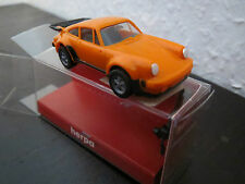 HERPA 2060 Porsche 911 Turbo orange in OVP