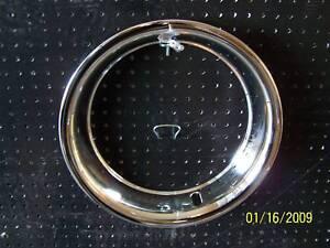 Trim beauty rings chevy corvette rally steel wheels 15 x 7 deep dish 15x7 GMC