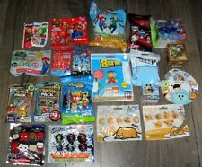 BLIND BAGS TOYS BULK LOT OF 20 DIFFERENT ITEMS U RECEIVE EVERYTHING PICTURED #B