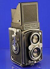 Rollei Rolleiflex Carl Zeiss Tessar 3,5/7,5cm. 75mm