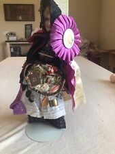 "Vintage Bisque 13"" Doll Artisan Guild Best In Category Winner 1985"