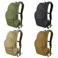Condor 124 Tactical MOLLE PALS Modular Hydration Backpack Pack w/ 2.5L Bladder