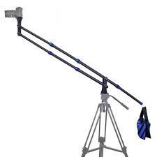 TARION 6.5ft 200cm Carbon Fiber Mini Camera Crane Jib Arm Stand for DSLR Video