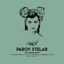 PAROV STELAR - THE BURNING SPIDER   CD NEU