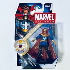 "2010 Marvel Universe 3.75"" #012 Series 3 Doctor Strange Action Figure By Hasbro"