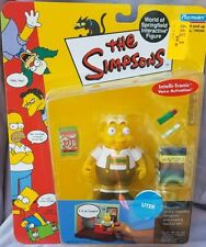 The Simpsons Uter Action Figure Playmates series 8