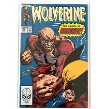 WOLVERINE comic #18 (Marvel, 1989) VF / NM