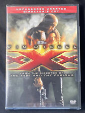 xXx (New Factory Sealed) Dvd 2005 Vin Diesel - Uncensored Unrated Director's Cut