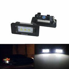 FEUX ECLAIRAGE DE PLAQUE LED 15W BMW 3 E90 E91 E92 E93 M3 E46 5 E39 E60 E61
