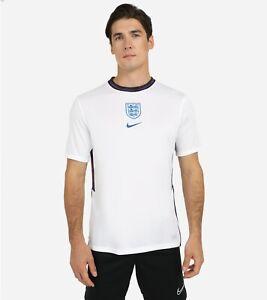 EURO 2020 England Home Jersey Soccer Football T-Shirt Nike 2021 Fan Men Gift