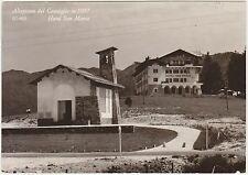 ALTIPIANO DEL CANSIGLIO - HOTEL SAN MARCO (BELLUNO) 1973