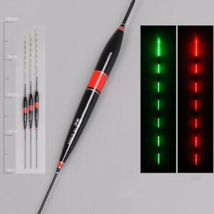 Neue Outdoor elektronische Angeln Float superhelle LED Nacht leichte Angelg //Neu