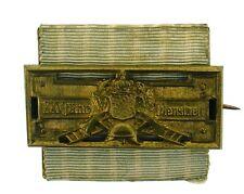 VIGILI DEL FUOCO DECORAZIONE 25 ANNI DI SERVIZIO 1884-1918 MONACO COD.M100